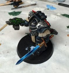 Page 2 of 11 - Lostrael's Dark Angels - posted in + DARK ANGELS +:  Bloody hell. Thats amazing.