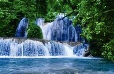 Cataratas de Yulaxac en Santa Cruz Barillas, Huehuetenango, Guatemala