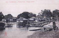 1 Century, Khmer Empire, Phnom Penh, Old Maps, Angkor Wat, Buddhism, Cambodia, Old Photos, Sculpture Art