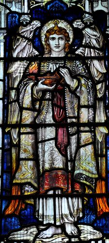 Winchcombe Stained Glass -135