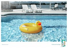 Flexicotton Waterproof Bandage Ad by 9mm, Florianópolis, Brazil.