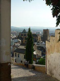 Albaicín - Granada - Spain (von Jeanne Menjoulet&Cie)