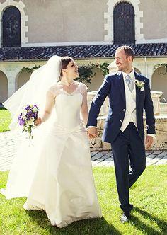 CHRISTOPHE-ALEXANDRE DOCQUIN ROBES DE MARIEE CREATEUR SUR MESURE A PARIS LES MARIEES FLUIDES : DIANE T, robe de mariée avec un bustier