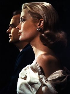 Prince Rainier III & Princess of Monaco, Grace Kelly
