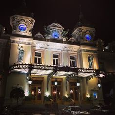 #Casino Собственно вот она - обитель азарта #казиномонтекарло#Монако#Monaco#casino by integrallhell from #Montecarlo #Monaco