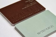 60 examples of luxury business card