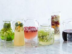 Now there's a refreshing, fruity sangria recipe for every month of the year.