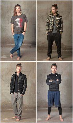 When hockey monkeys with fashion. (http://www.apparelnews.net/news/2014/jun/19/monkey-sports-fashion-meets-function-new-mens-coll/) #Hockey #Monkey #Fashion #MonkeySports #Mens #Line #Collaboration #Menswear #Activewear #Active #ApparelNews