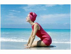Cuba Beach Fashions Photo Gordon Parks o