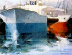 Paris Prekas (1926-1999) : Pintura y escultura  Museo Benaki, Atenas 4/03/2012 - 06/05/2012