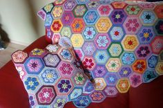 Crochet Decoration for the Home
