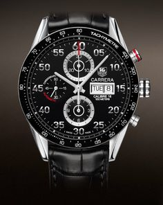 Tag Heuer Carrera Calibre 16 Day-Date Tag Watches, Fancy Watches, Luxury Watches For Men, Sport Watches, Cool Watches, Rolex Watches, Tag Heuer Carrera Calibre, Hand Watch, Beautiful Watches