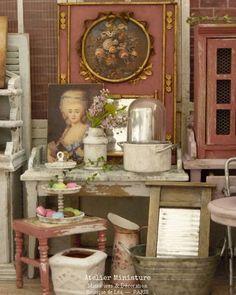 Atelier de Léa (@atelier.miniature) • Photos et vidéos Instagram Miniatures, Paris, Boutique, Photos, Instagram, Atelier, Accessories, Pictures, Photographs