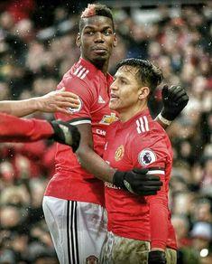 Pogba & Sanchez
