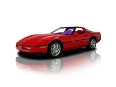1990 Chevrolet Corvette ZR-1 Coupe LT5 6 Speed. Source: RK Motors.