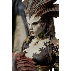 "Diablo Lilith 24.5"" Premium Statue Diablo Lilith, Gaming Desk Mat, Call Her, Character Design, Sculpture, Special Events, Statue, The Creator, Artist"