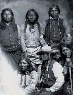 So far, we have paid very little attention to the Mescalero Apache, let's change that by putting in as much images and info as we can come up with...