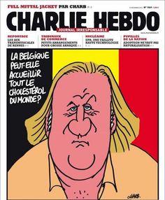 Charlie Hebdo en 12 caricatures | LaPresse.ca