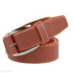 Belts  Artificial Leather Men's Belts Material: Artificial Leather  Size: 28 in  30 in  32 in  34 in  36 in  38 in Description: It Has 1 Piece Of Men's Belt Pattern: Solid Country of Origin: India Sizes Available: Free Size, 28, 30, 32, 34, 36, 38 *Proof of Safe Delivery! Click to know on Safety Standards of Delivery Partners- https://ltl.sh/y_nZrAV3  Catalog Rating: ★3.9 (5327)  Catalog Name: Free Gift Stylish Artificial Leather Men's Belts Vol 8 CatalogID_563237 C65-SC1222 Code: 521-3987916-