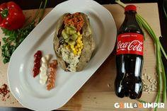 Czym jest Kumpir? Sprawdź na naszej stronie... Spróbuj także najlepszego Kebaba w Łodzi.