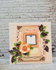 Crafty by AgnieszkaBe: Prima Prima Marketing, Crafty, Birthday, Frame, Cards, Home Decor, Picture Frame, Birthdays, A Frame