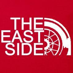 East side pride | St. Clair Shores, Roseville, East Detroit, Warren, The Grosse Pointes, Harper Woods.
