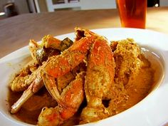 Curried Crab with Coconut and Chili recipe from The Best Thing I Ever Made via Food Network