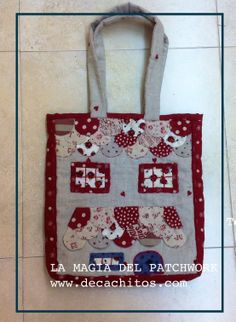 TUTORIAL BOLSO CASITA