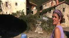 Medieval Spanish ghost town becomes self-sufficient ecovillage - YouTube