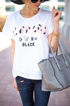 Hello Fashion: The New Black