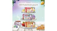 500 Tester für die neuen TEEKANNE Sweeteas