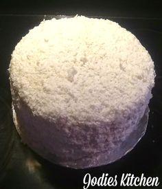 Jodies Kitchen: Coconut Butter Cream Frosting