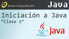 Videotutorial del Curso de Iniciación a Java: http://www.desarrolloweb.com/manuales/videotutorial-iniciacion-java.html