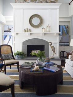 Fireplace Surrounds Design, Pictures, Remodel, Decor and Ideas - page 2