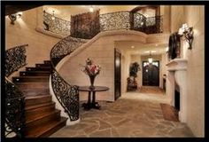 .love the stairs