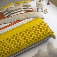 Damai Zambesi dekbedovertrek - www.smulderstextiel.nl - #bedding #beddengoed #lente #spring #laken #overtrek #slaapkamer #bedroom #interior #pattern #modern #trendy #laken #sheets