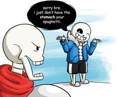 Undertale - Comic Sans by Etilosy
