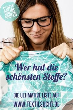 wer-hat-die-schonsten-stoffe-die-besten-stoffladen-im-internet/ delivers online tools that help you to stay in control of your personal information and protect your online privacy. Sewing For Beginners Clothes, Sewing Projects For Beginners, Knitting For Beginners, Beginner Crochet, Buy Fabric, Fabric Shop, Fabric Scraps, Techniques Textiles, Sewing Techniques