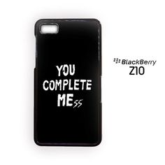 You Complete Mess for blackberry Z10/Q10 3D phonecases