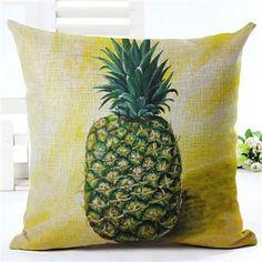 Pineapple Cushion Cover