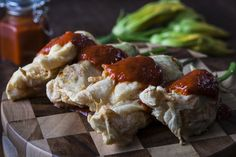 Stuffed Zucchini Flowers - Australian FlavoursAustralian Flavours | Australian Flavours