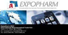 Expopharm 2013 International Pharmaceutical Trade Fair 뒤셀도르프 약제사 제약 박람회