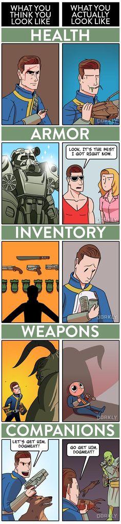 Funny, fallout fallout new vegas, fallout comics, fallout props, gaming memes Fallout 4 Funny, Fallout Comics, Fallout Props, Fallout Art, Fallout New Vegas, Video Game Memes, Video Games Funny, Funny Games, Hilarious Jokes