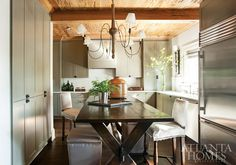 Design by Susan Ferrier of McAlpine Booth & Ferrier Interiors | Photography by Erica George Dines | Atlanta Homes & Lifestyles |