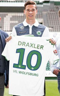 Julian Draxler VfL Wolfsburg