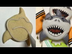How To Decorate Sugar Skull Cookies! - YouTube