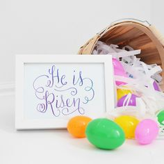 ISLY | I Still Love You: Easter Sunday Printable
