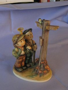 Hummel Crossroads Figurine TMK6 331 We All Experience This Feeling At Some Point In Life Available Today @