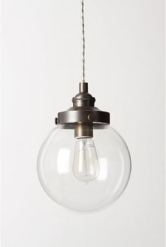MARINER'S GLOBE PENDANT
