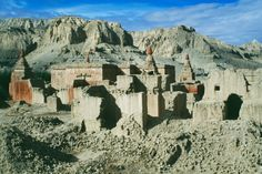 ancient tibet   Guge, an ancient kingdom in Western Tibet